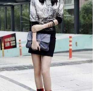 张梓琳身高 张梓琳的腿又长又直图片