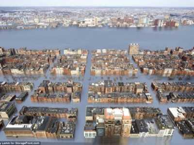 海平面上升速度 全球变暖