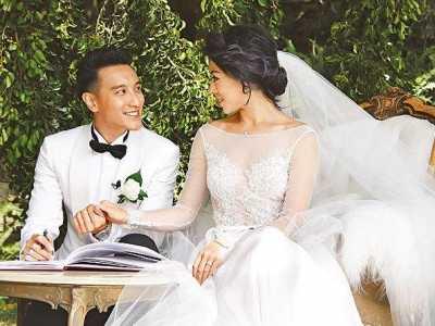 蔡诗芸混血儿爸爸 37岁人气男星倒数两周随时升级做爸爸